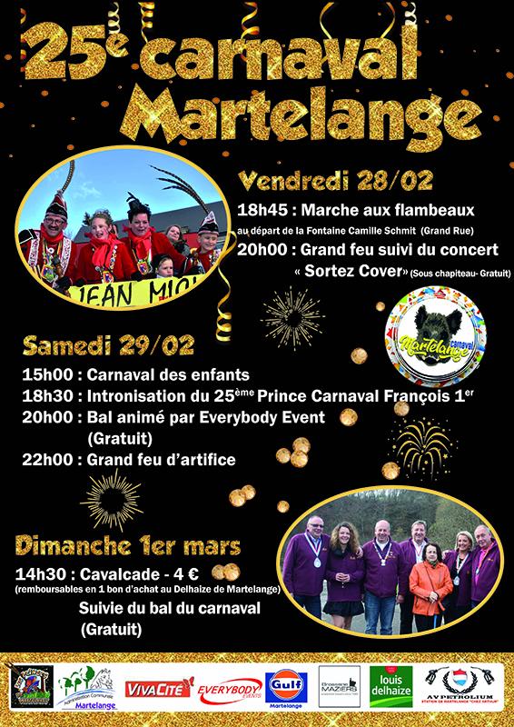 carnaval Martelange